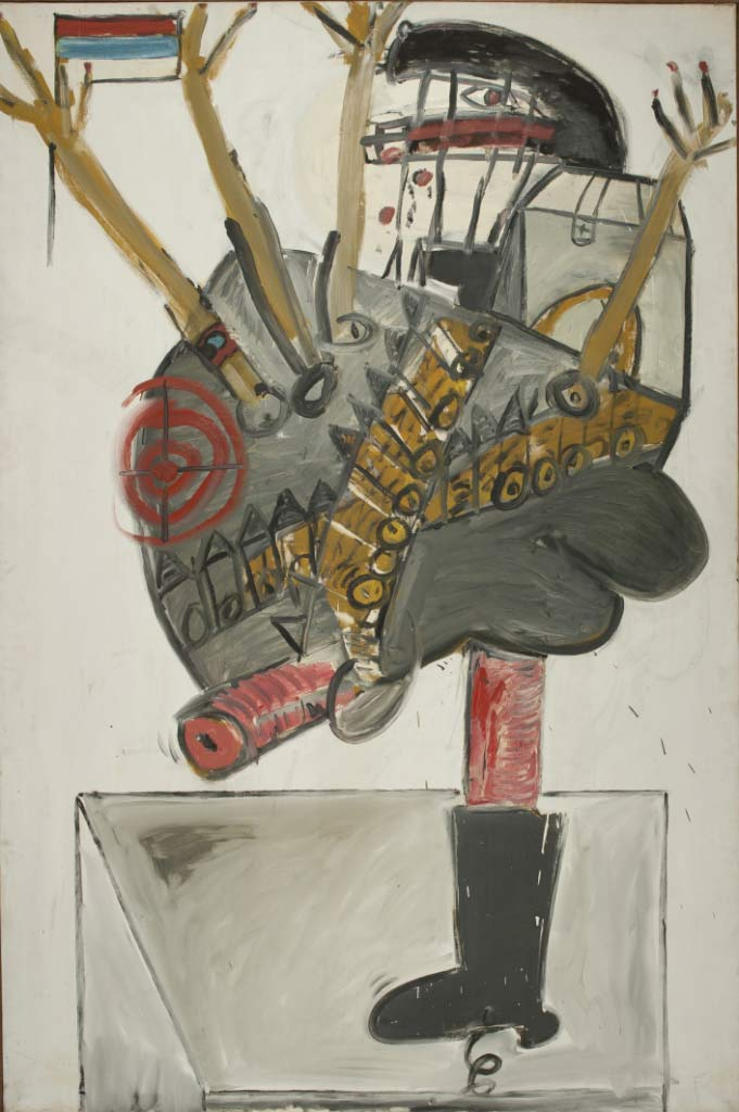 L'enfant Jacques Grinberg Musée d'art Moderne de la ville de Paris